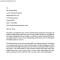 Employee Appreciation Letter
