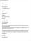Employee Complaint Letter