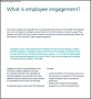 Employee Engagement & Inclusivity