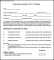 Employee Evaluation Form Template Sample