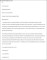 Employee Resignation Letter Advance Notice