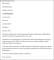 Employee Resignation Letter Example