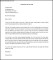 Employee Termination Letter for Theft Word Doc