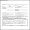 Employment Authorization Form Format