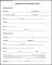 Employment Authorization Form Sample