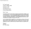 Employment Inquiry Letter