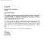 Employment Letter Sample