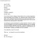 Employment Referral Letter
