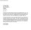 Employment Satisfaction Letter