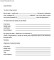 Employment Verification Letter Example