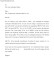 Employment Verification Letter Word