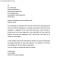 Engineer Resignation Letter Notice of 2 Weeks