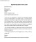 Engineering Sales Cover Letter Example