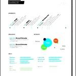 Entrepreneur & Designer Resume Template