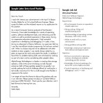 Entry Level Cover Letter for Software Engineer Example PDF Free Download