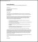 Entry Level Financial Analyst PDF Template Free Download