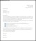 Entry Level Receptionist Cover Letter Template