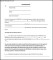 Eviction Notice Letter Template Word Doc