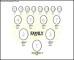Example 4-Generation Family Tree Digital Template