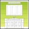 Example Bathroom Elevation Template