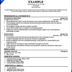 Example Dental Assistant Resume