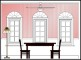 Example Dining Room Elevation Template