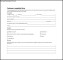 Example Of Customer Complaint Form