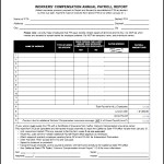Example Of Workers Compensation Form