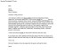 Example for Work Reference Letter