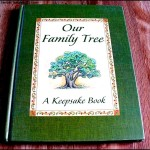 Family Tree Book Template Sample Template