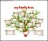 Family Tree Diagram Free PDF Format