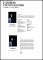 Fashion Photographer Resume with Photo Template