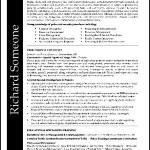 Federal Law Enforcement Resume