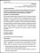 Finance Resume Format Template