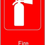 Fire Extinguisher Template
