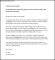 First Job Cover Letter Word Template Free Download