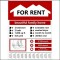 Flyer Example – For Rent Template