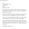 Follow Up Letter After Sending Resume