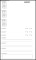 Form Survey Template Sample