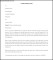 Formal Acceptance Letter Template Example Word Format