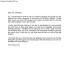 Formal Apology Letter Sample