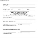 Formal Employee Complaint Form