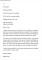 Formal Farewell Letter