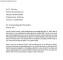Formal Grievance Letter