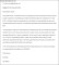 Formal Resignation Letter Email