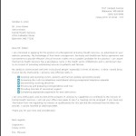 Format of Entry Level Receptionist Cover Letter Template