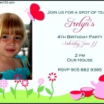 Free Birthday Invitation Template Powerpoint