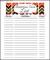 Free Christmas Card List Printable Google Doc