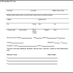 Free Download Background Check Authorization Form