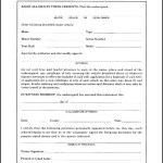 Free Download Blank Power of Attorney Form